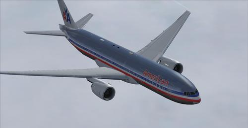 Боїнг 777-200ER Ultimate Pack FSX  &  P3D